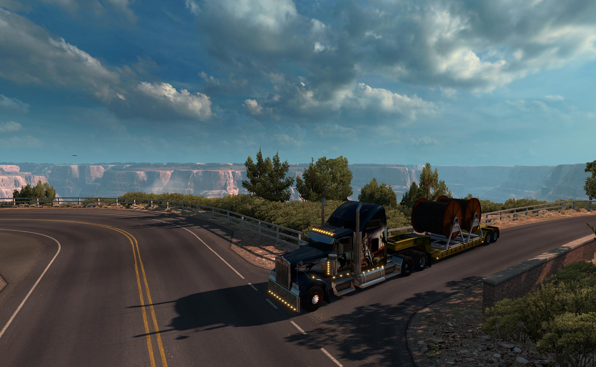 Tucson >> American Truck Simulator