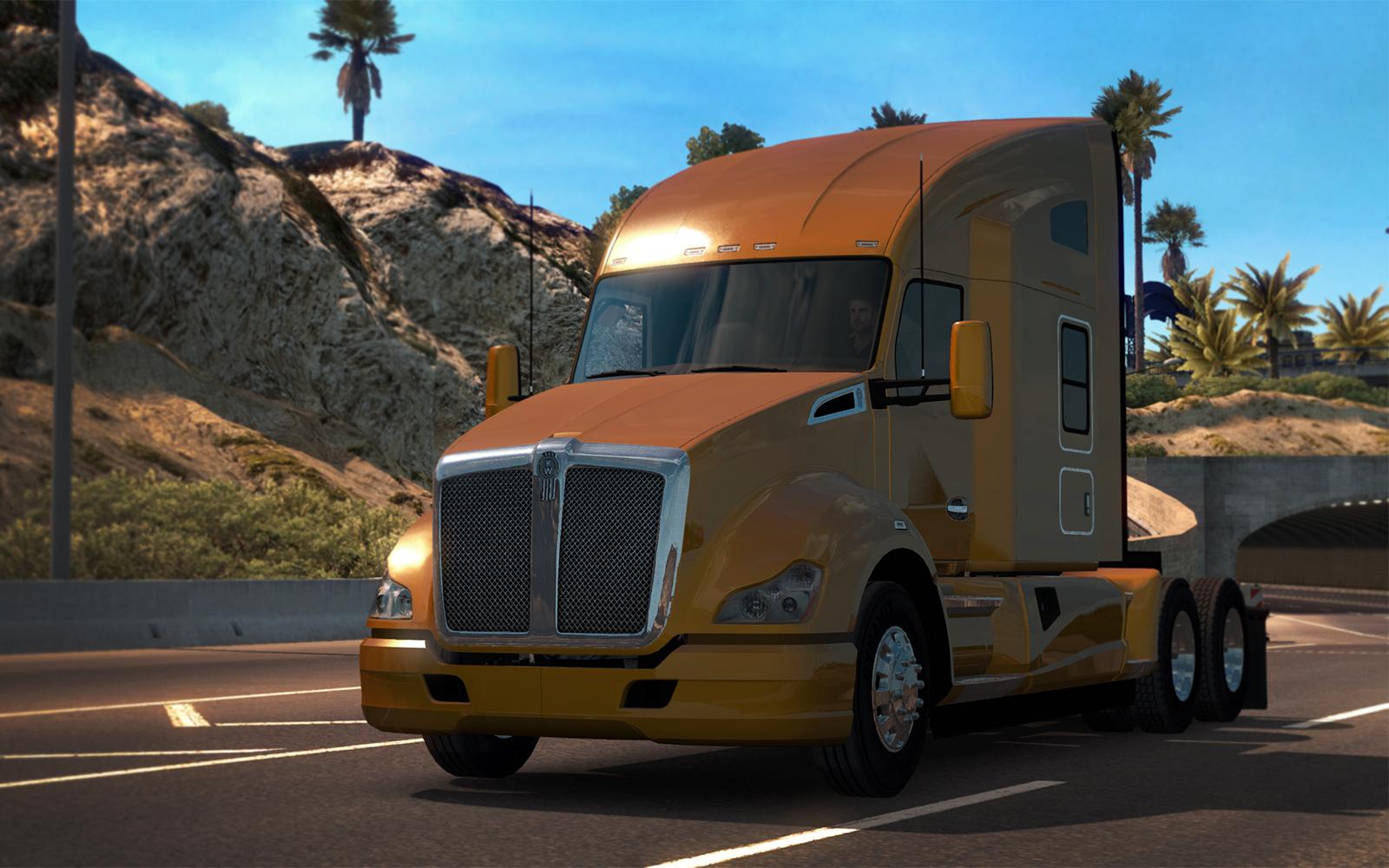 Avalanche Truck 2016 >> American Truck Simulator