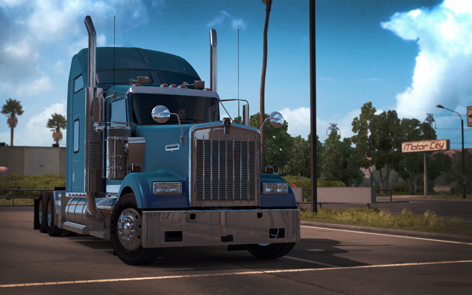 Freightliner For Sale >> American Truck Simulator