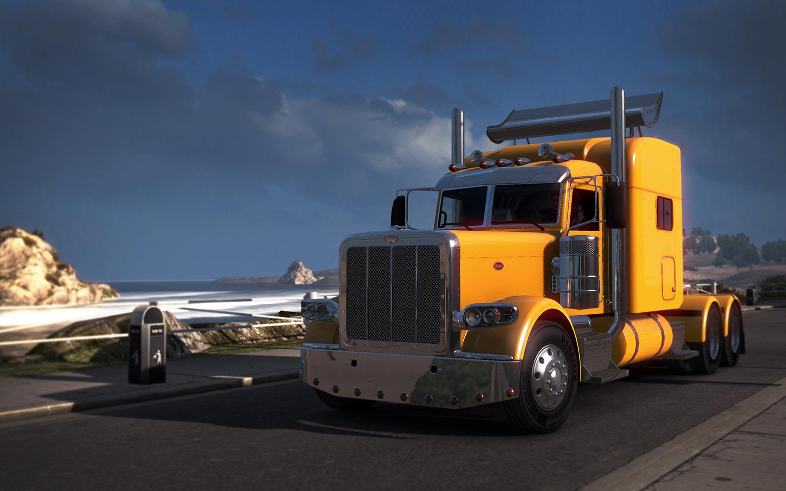 truck simulator 18